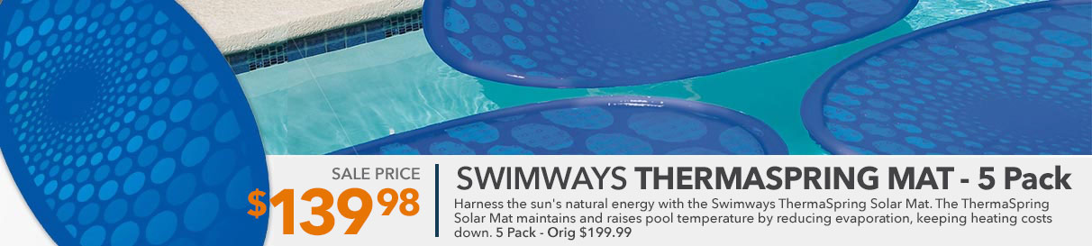 Swimways Thermo Sping Mat - 5 Pack