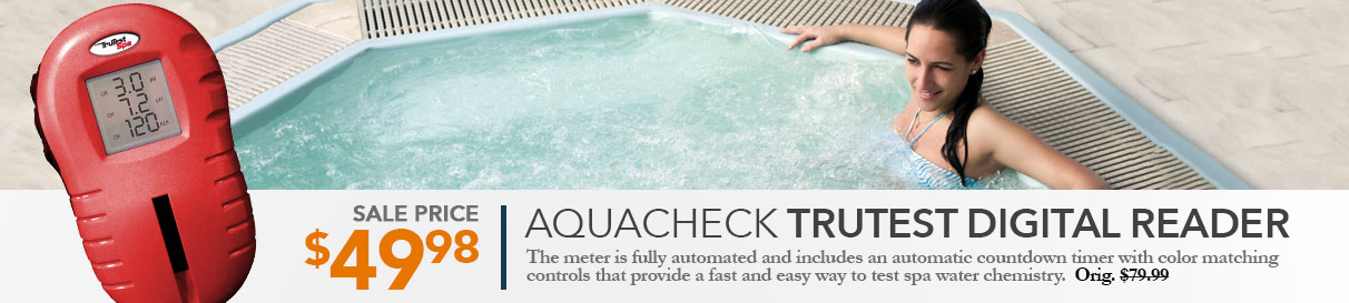 Aquacheck TruTest Digital Reader