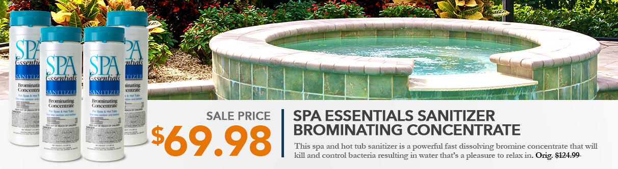 Spa Essentials Bromine Concentrate