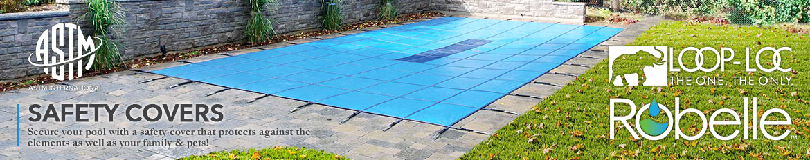 Swimming Pool Safety Covers