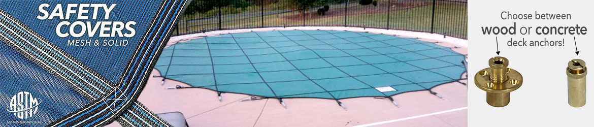 Round Safety Pool Covers