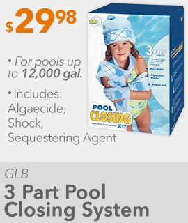 GLB Pool Closing Kit