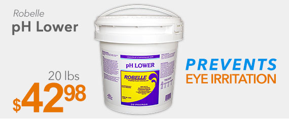 Robelle pH Lower