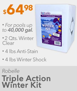 Robelle Triple Action Winter Kit