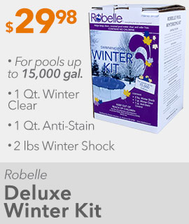 Robelle Deluxe Winter Kit