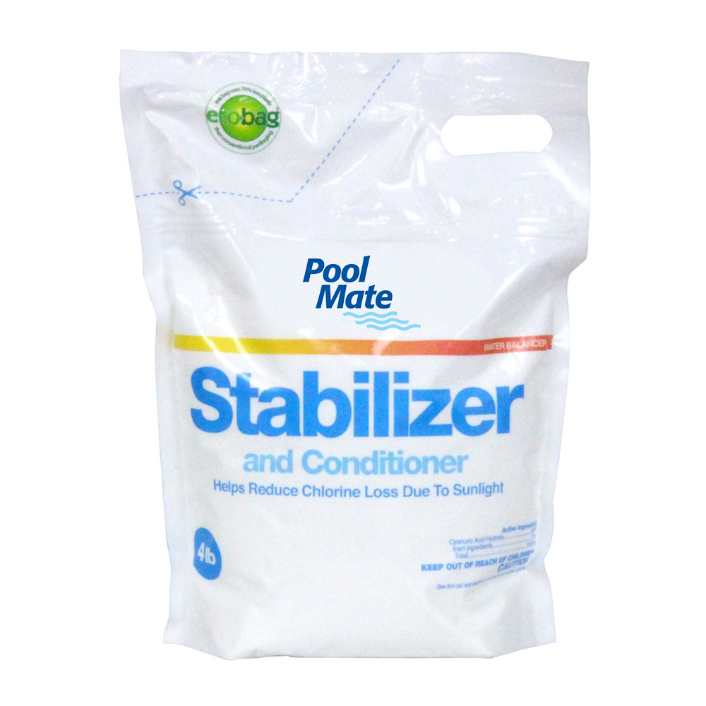 Pool Mate Swimming Pool Stabilizer And Conditioner Chemical 16 Lbs Ebay
