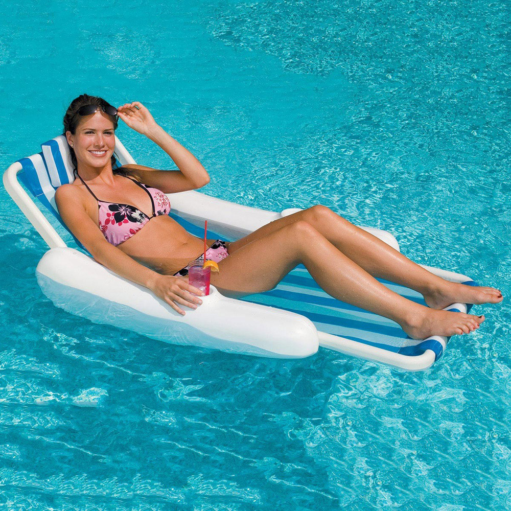 Sunchaser Sling Floating Lounge Chair