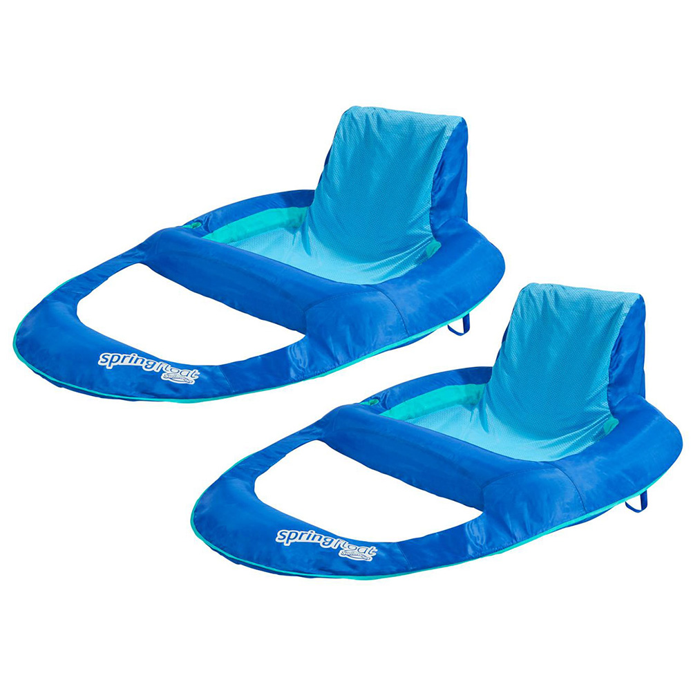 Swimways Spring Float Recliner Xl Pool Floats Splash