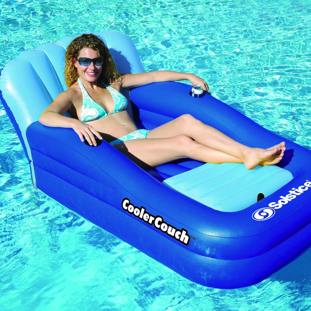 Swimline Sun Tan Tub Inflatable Lounges Splash Super