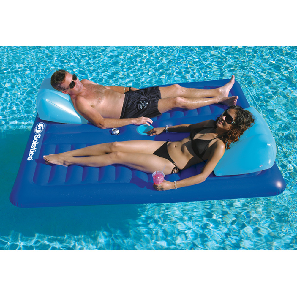Solstice 79 l x 65 w swimming pool lake face 2 face 2 - Pool shock how long before swimming ...