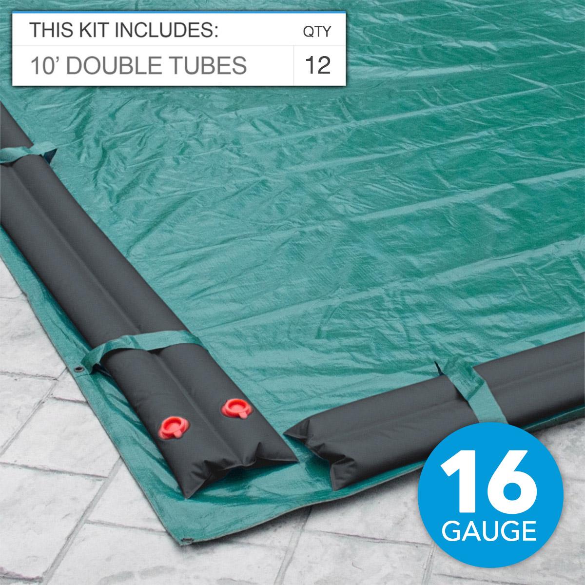 16 X 36 Rectangle Winter Pool Cover Splash Super Center