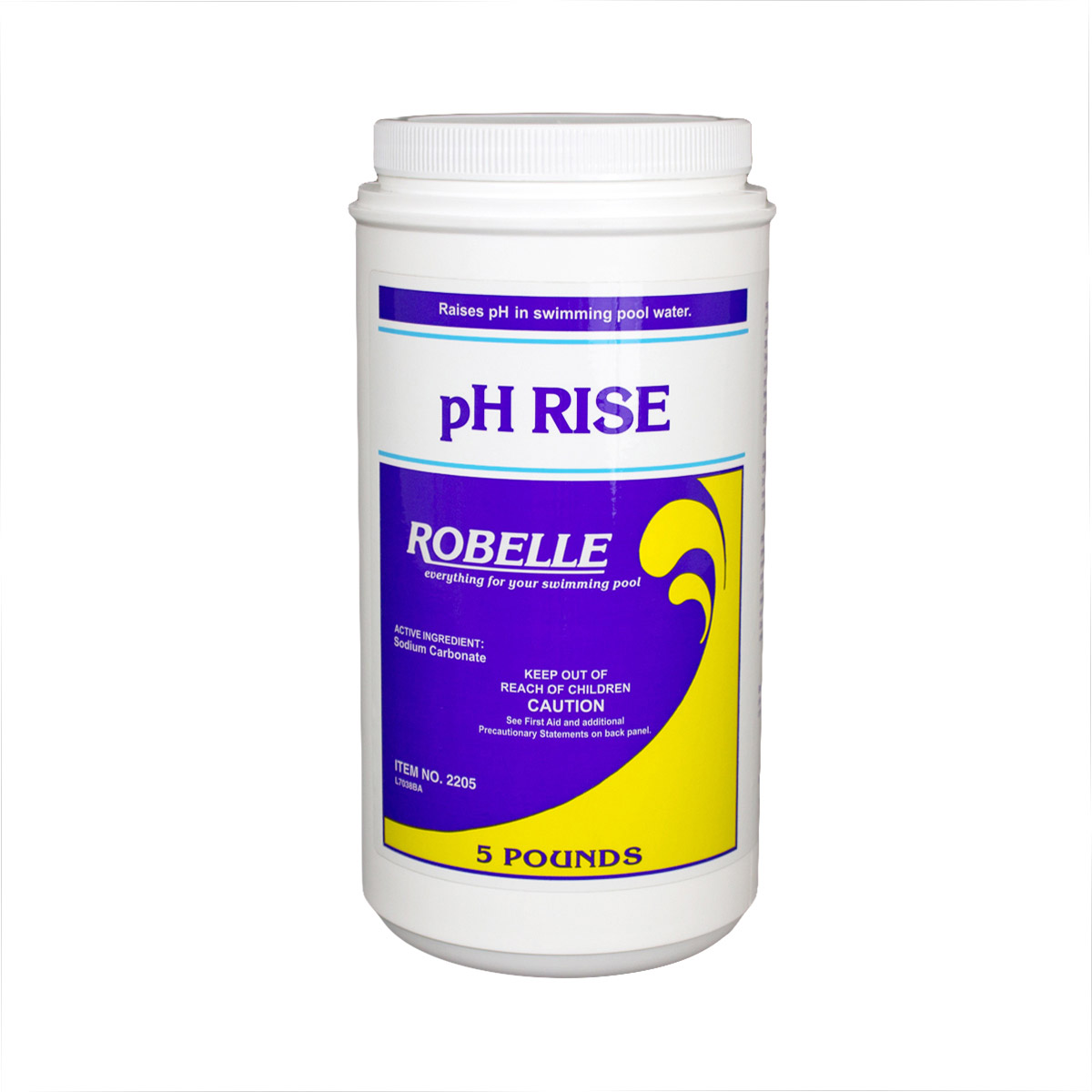 Robelle Ph Rise 10 Lbs Pool Ph Control Splash Super Center