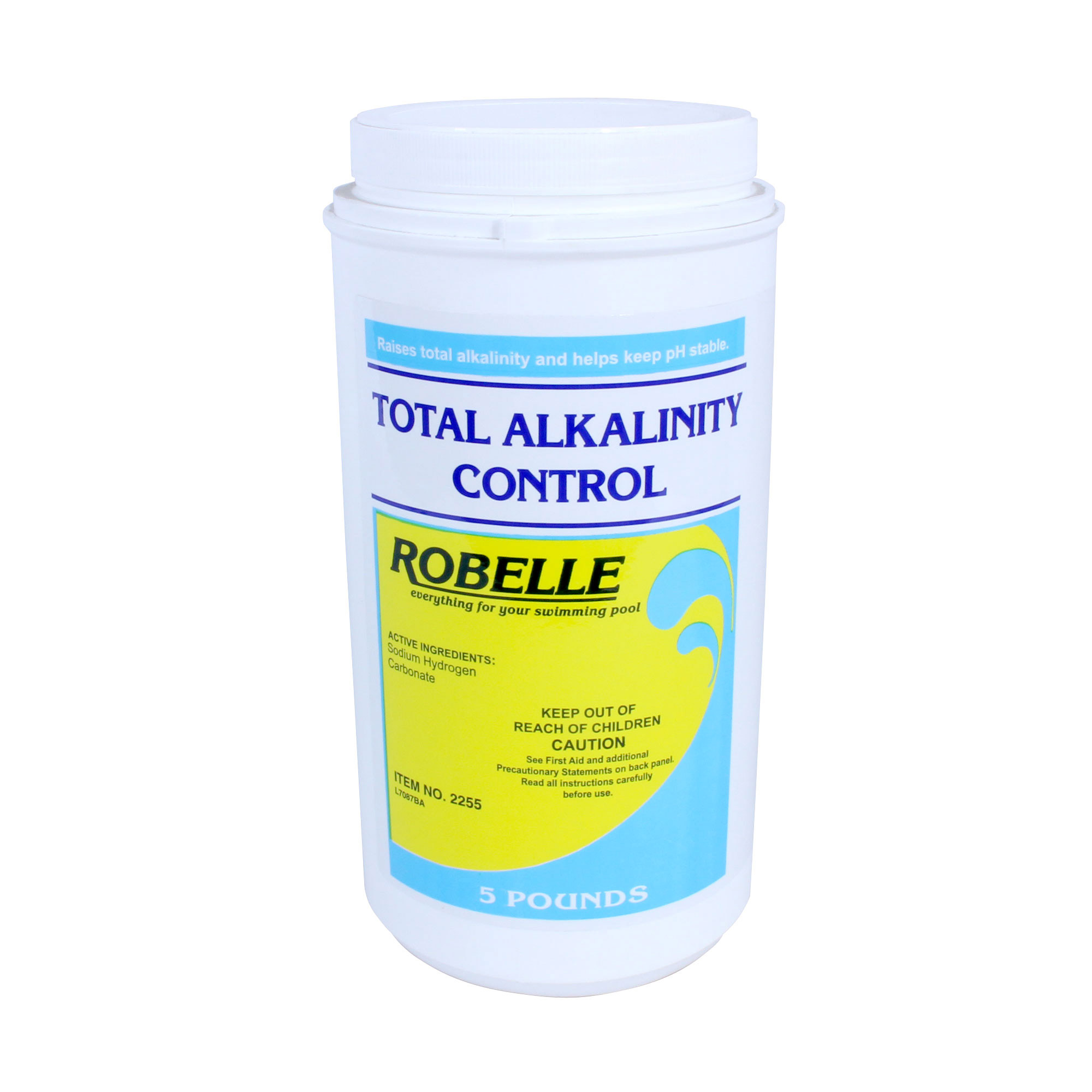 Robelle Swimming Pool Chemical Total Alkalinity Control 5 Lbs Ebay