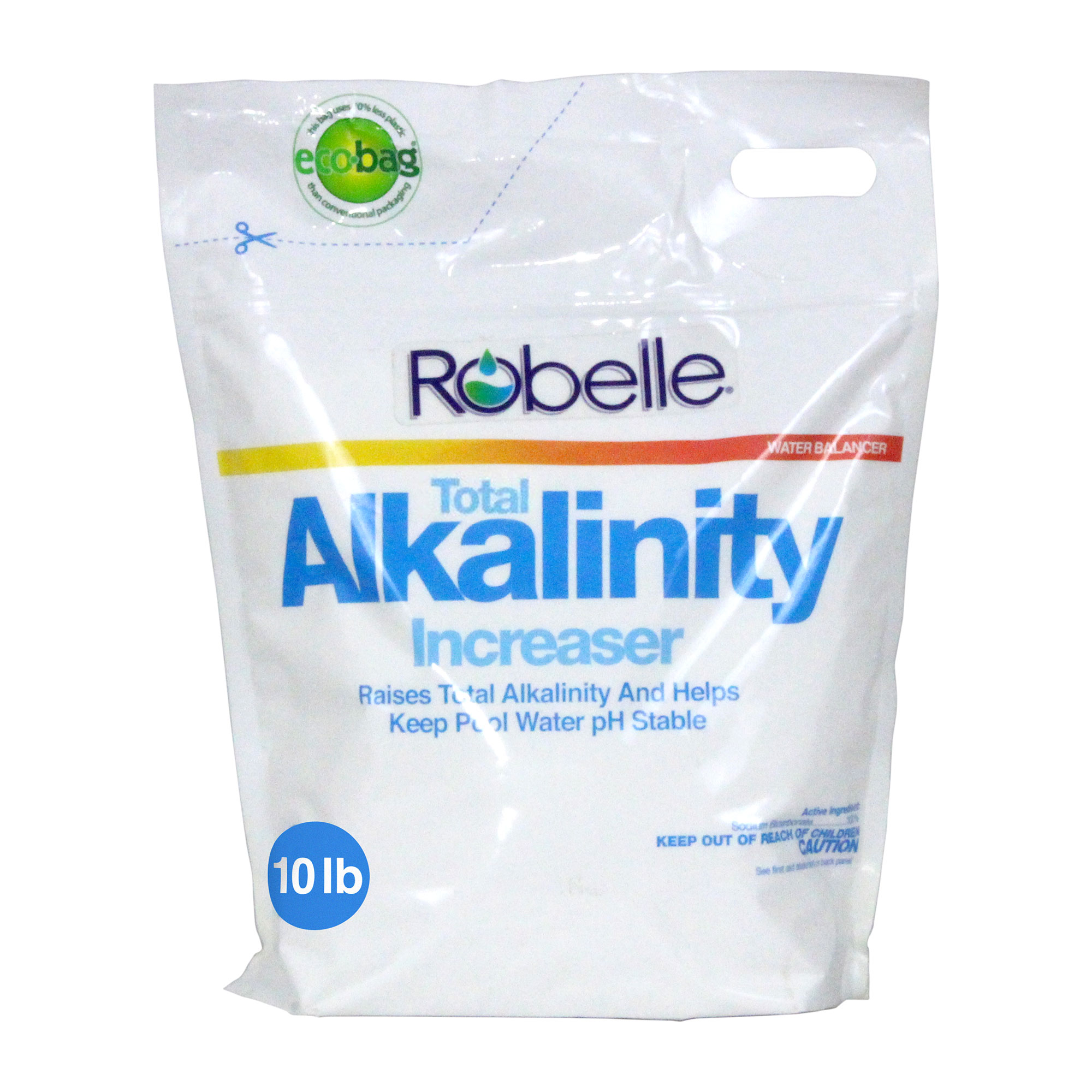 Robelle total alkalinity increaser swimming pool balance chemical 10 lbs ebay Swimming pool high alkalinity