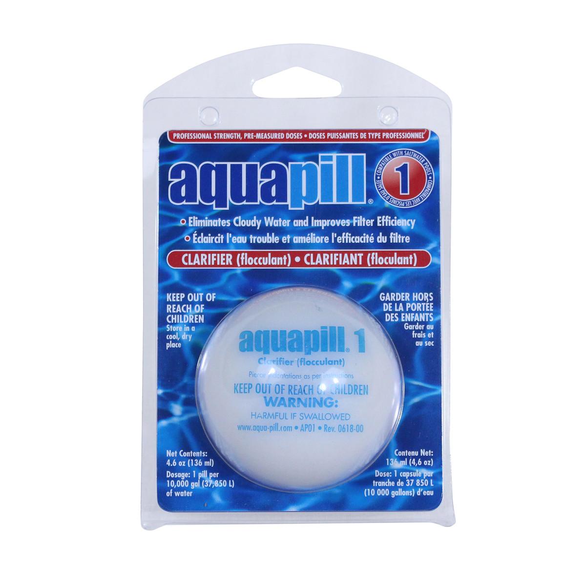 Aqua Pill 1 Water Clarifier Flocculant Pool Clarifiers Flocculants Splash Super Center