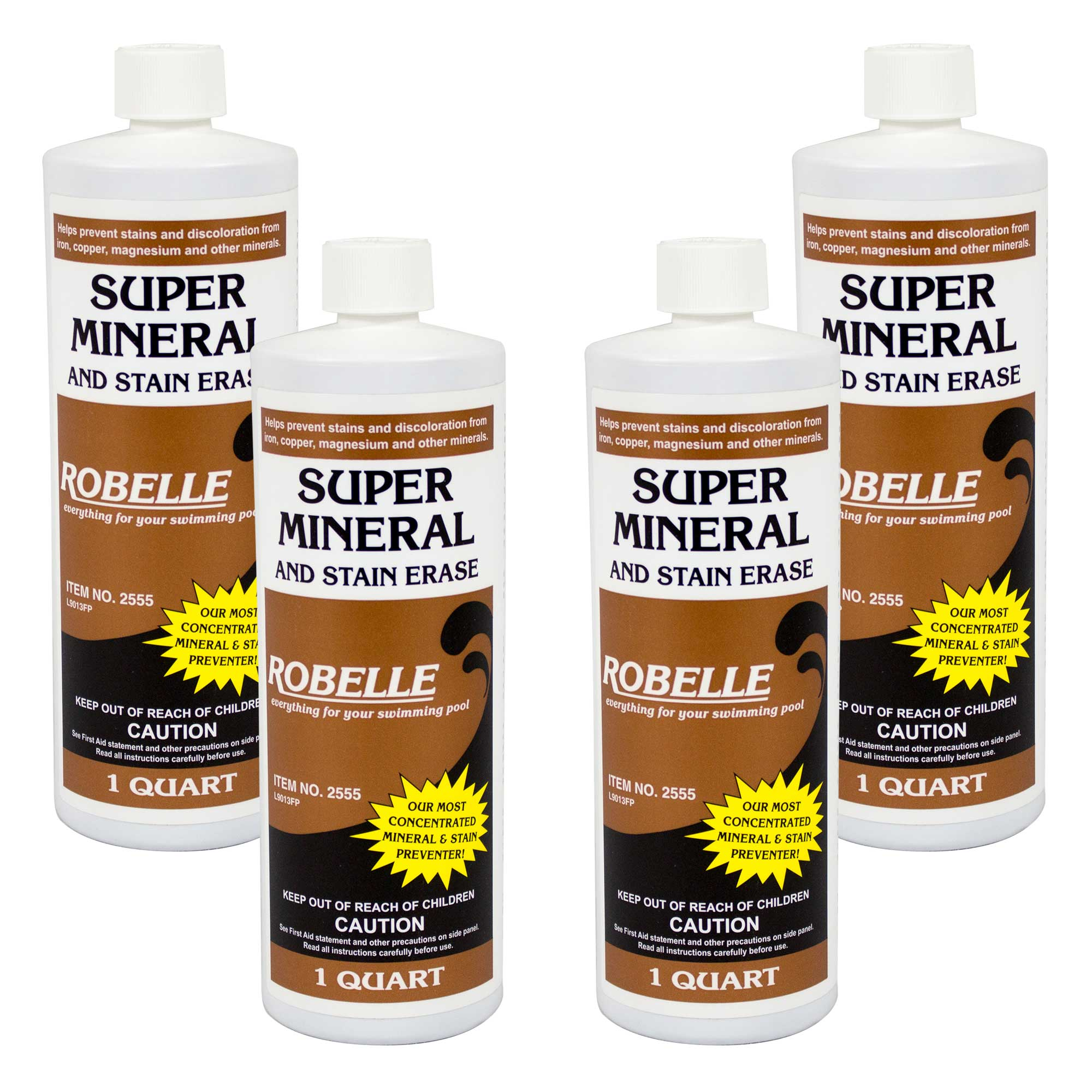Robelle Super Mineral Amp Stain Erase Swimming Pool Metal