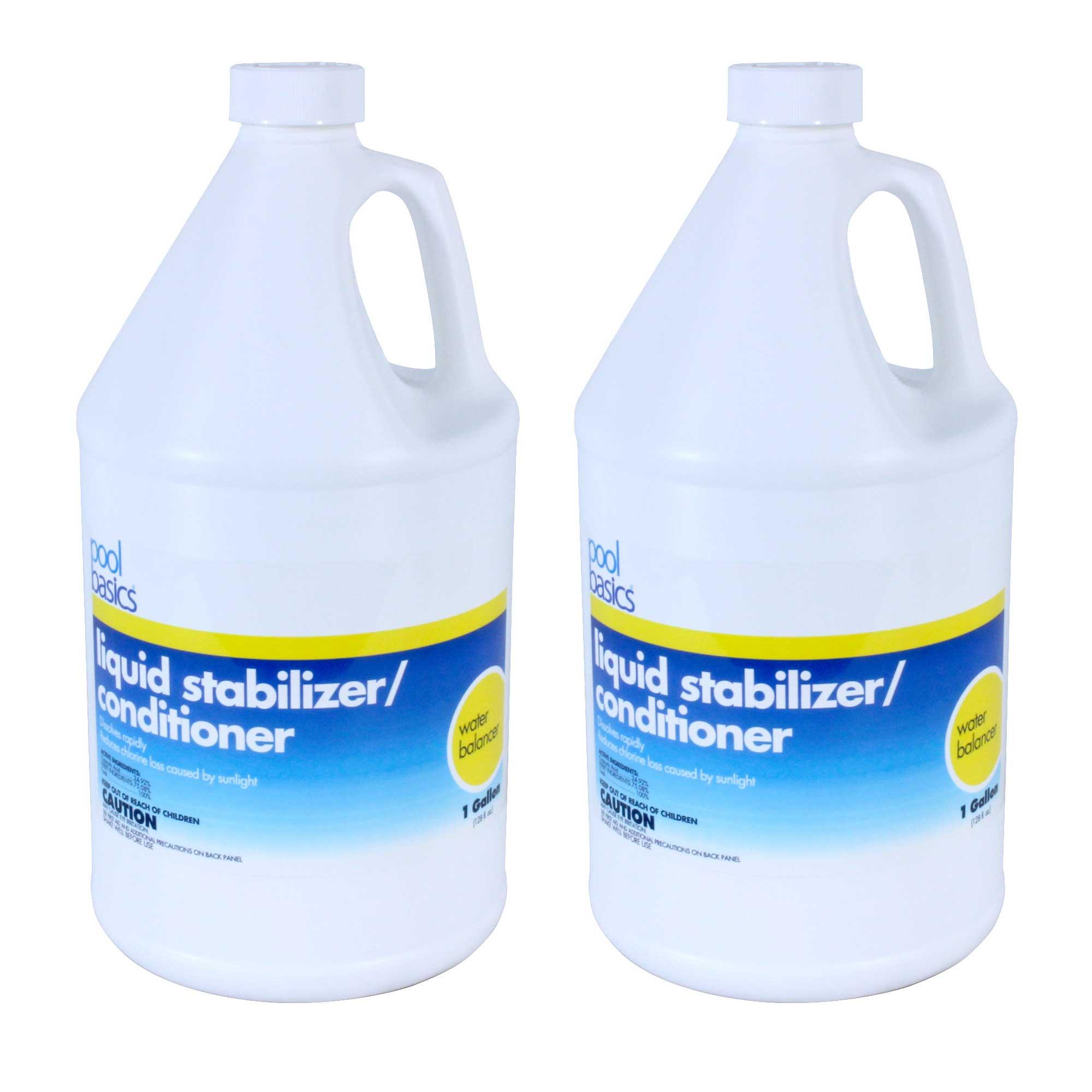 Liquid stabilizer conditioner 1 gallon splash super - What is swimming pool conditioner ...