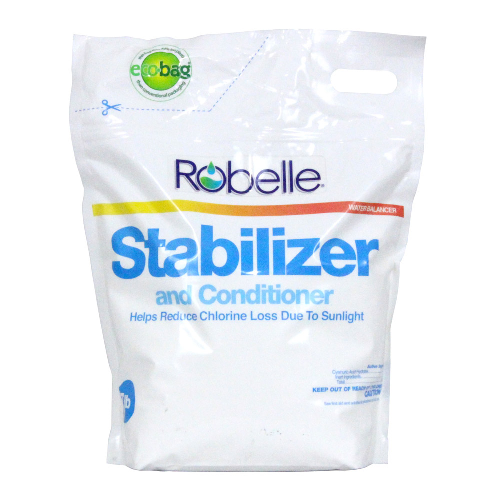Robelle Swimming Pool Chlorine Stabilizer Conditioner
