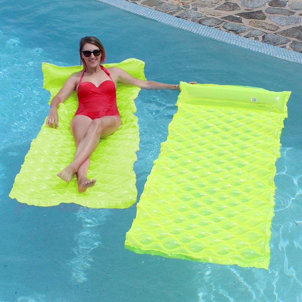 Sunsplash Smart Float 90 Quot X 34 Quot Swimming Pool Mattress