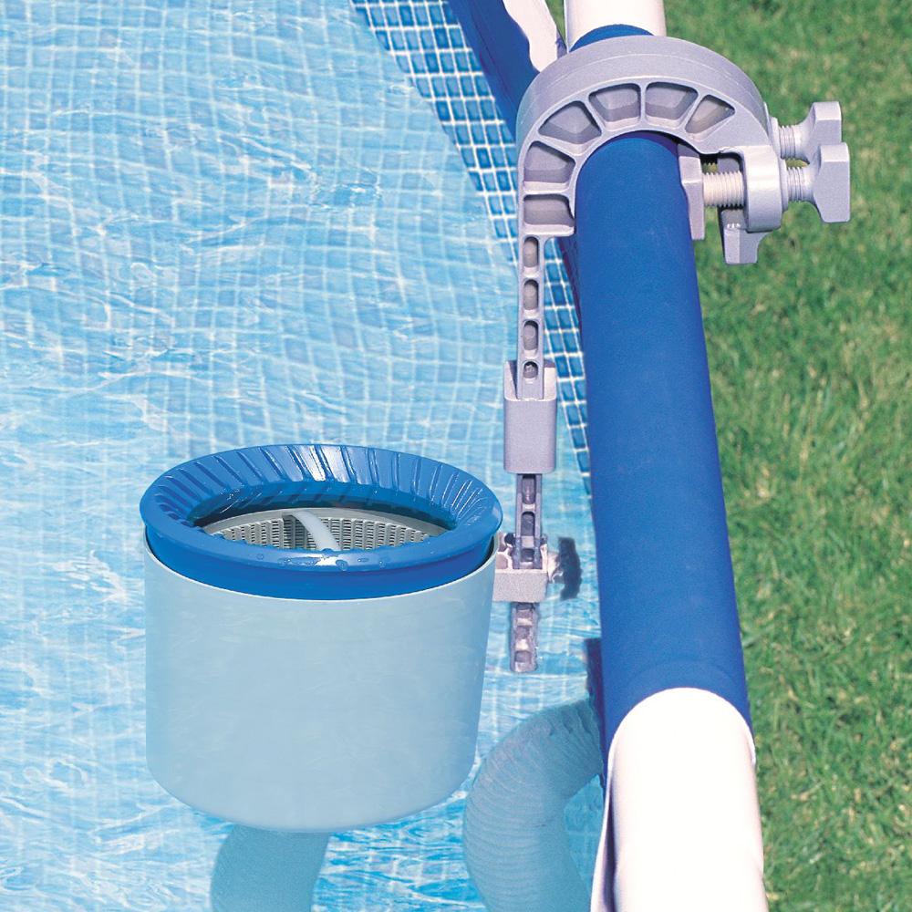 Instructions for intex pool skimmer