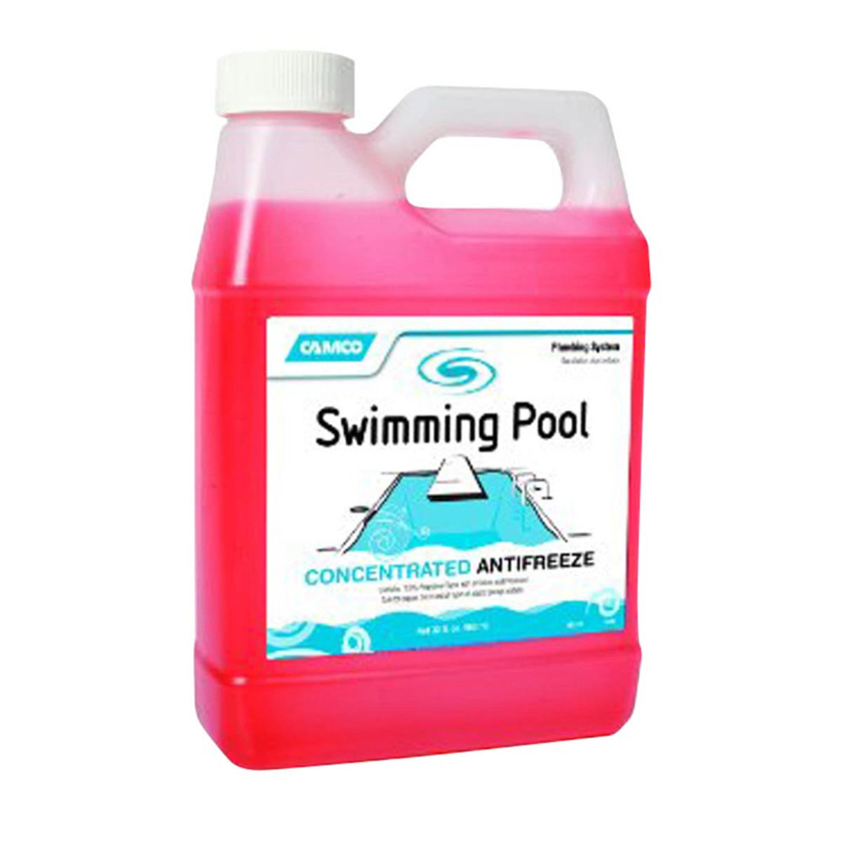 Camco Concentrated Swimming Pool Antifreeze Pool Closing