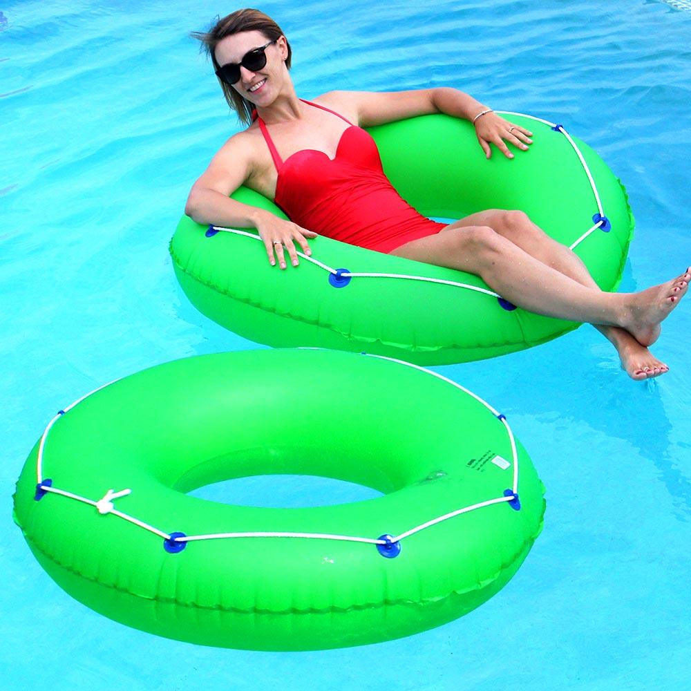 Sunsplash 48 Quot Swim Tube Floats Amp Lounges Splash Super