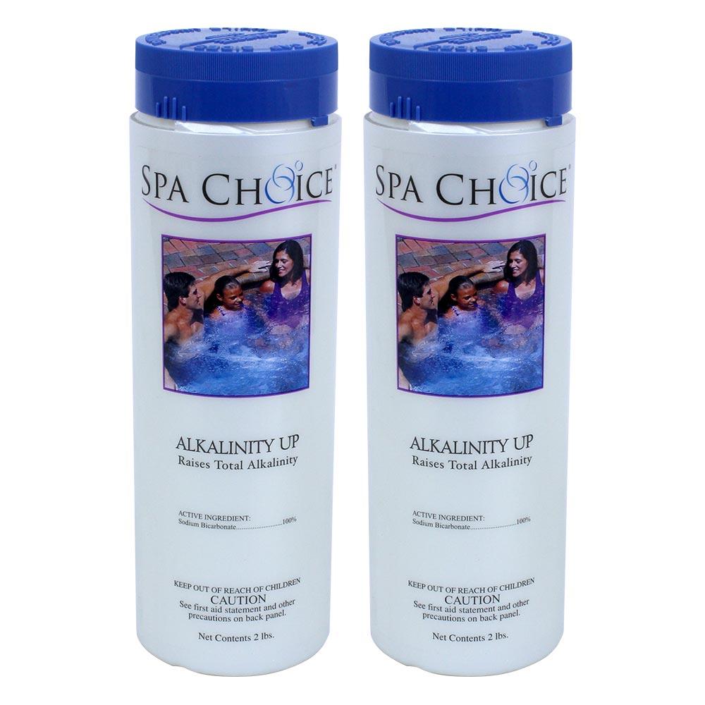Spa Choice Alkalinity Up Spa Amp Hot Tub Balance Chemical