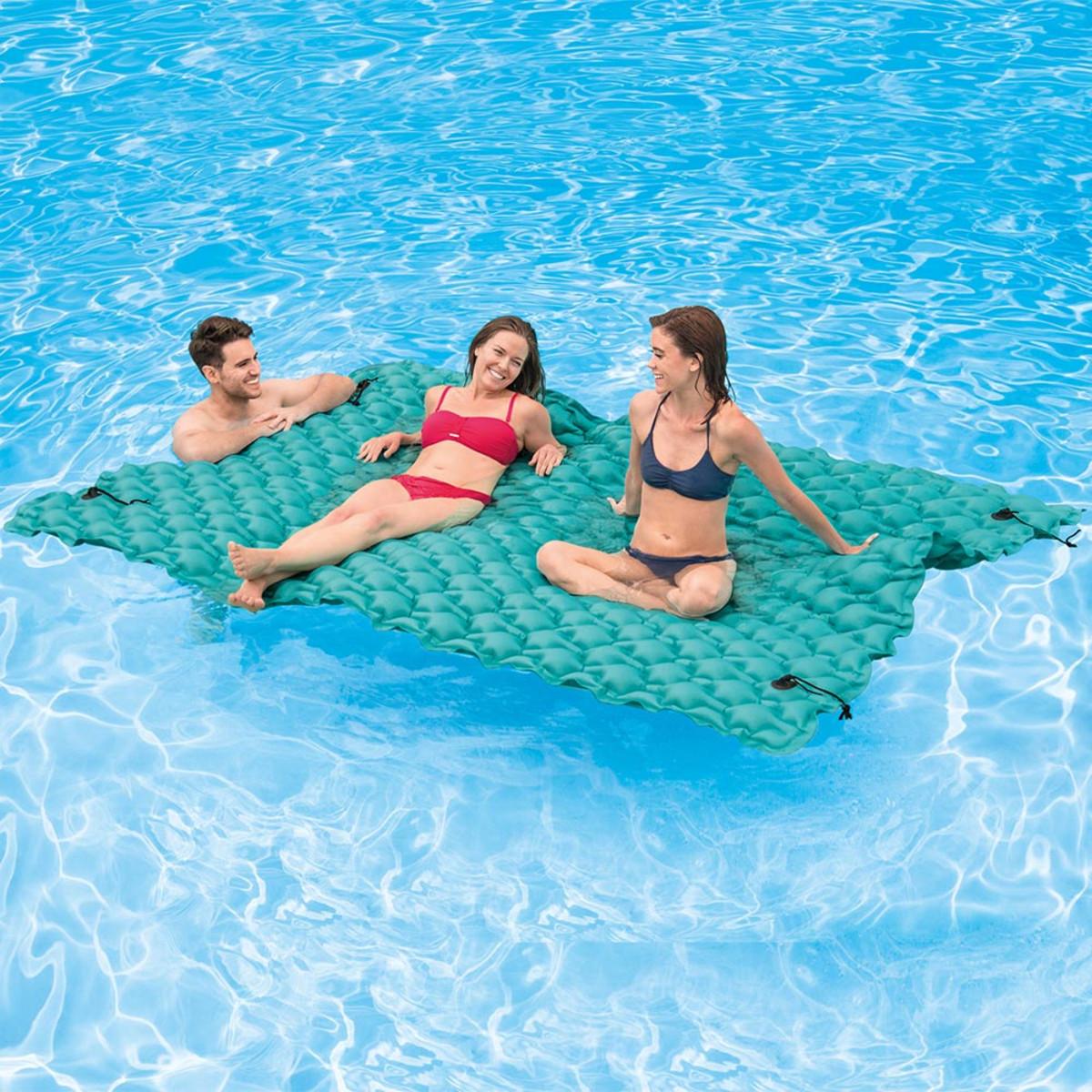 Intex Giant Floating Mat Lake Amp River Sports Splash