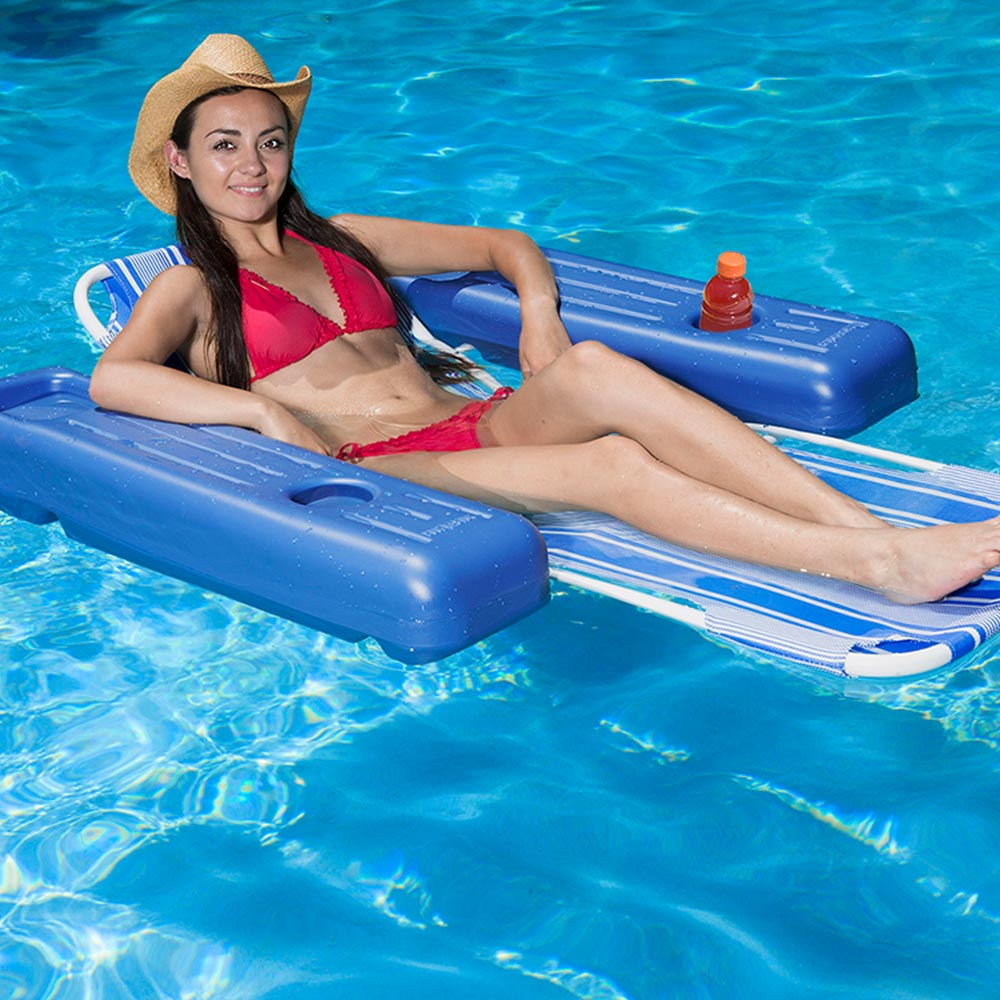 Poolmaster 53 Quot L X 39 Quot W Swimming Pool Amp Lake Caribbean