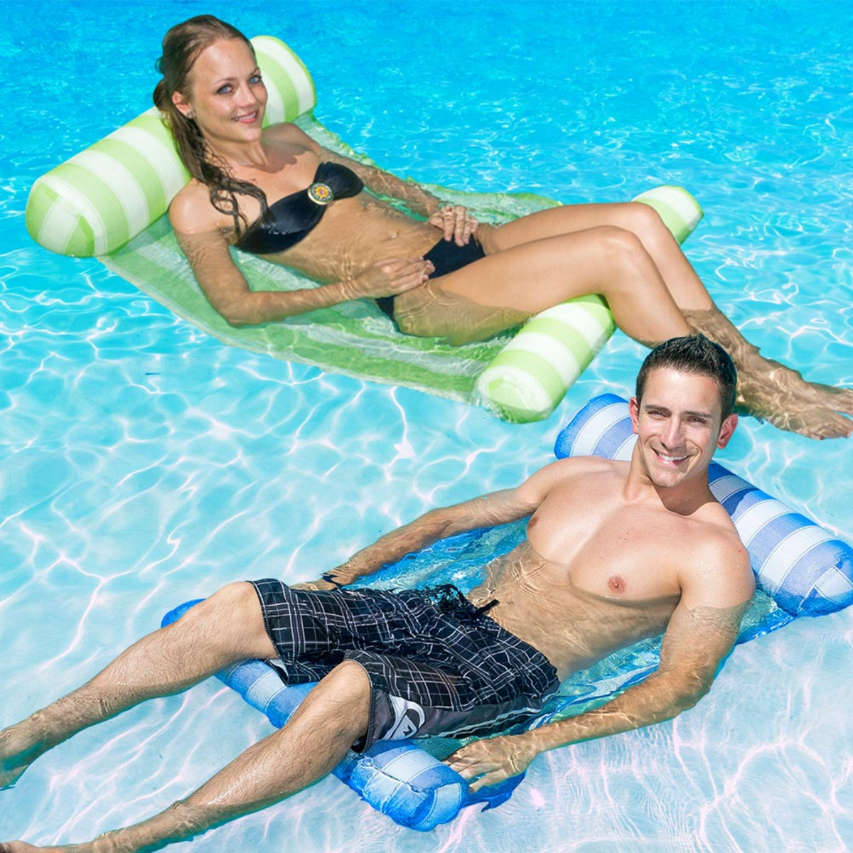 Poolmaster HAMMOCK WATER LOUNGER - amazon.com