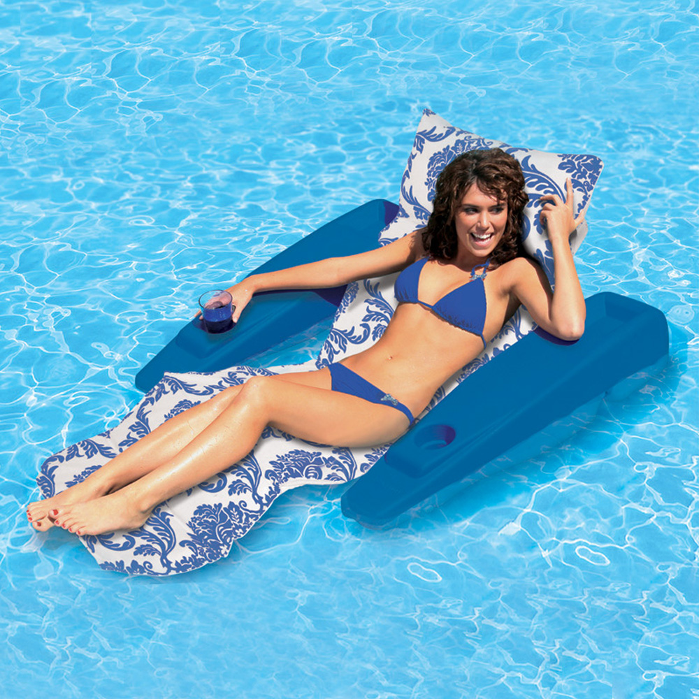 Poolmaster Rio Sun Adjustable Lounge Floating Chairs