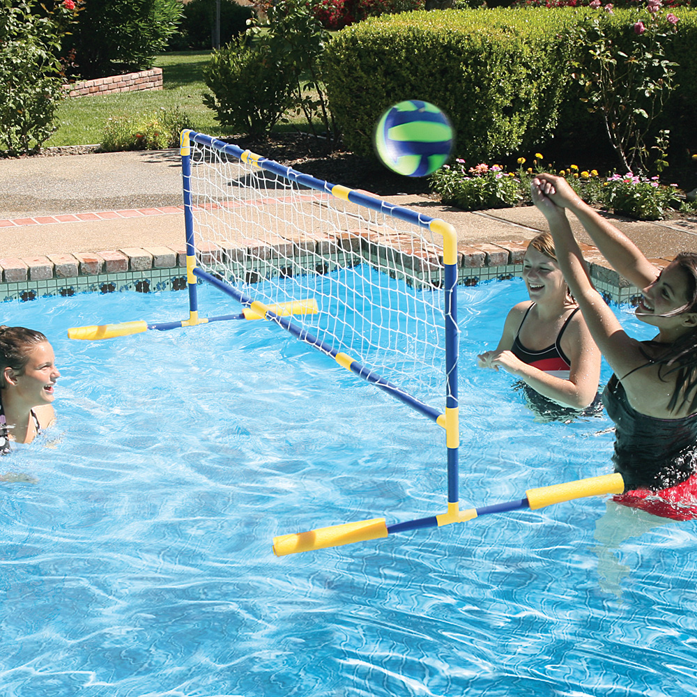 Poolmaster Swimming Pool Water Volleyball Sport Game