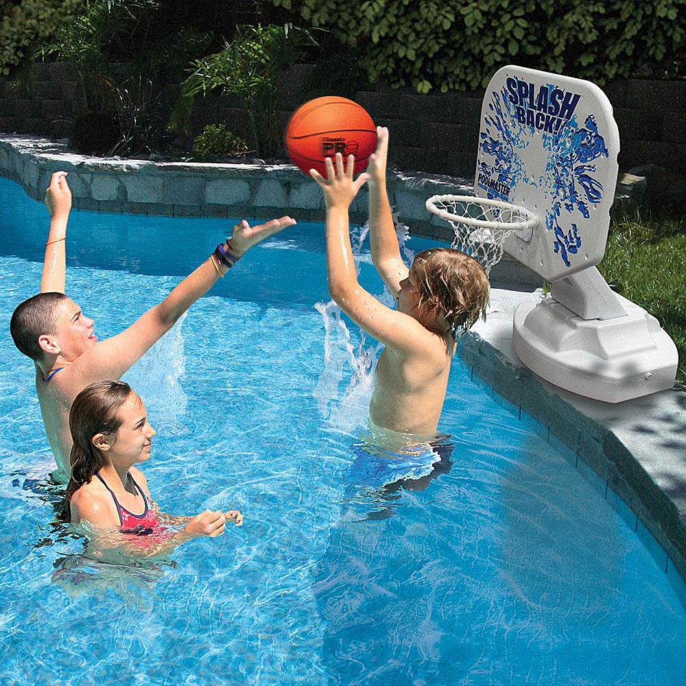 Replacement Rim for Poolmaster Splashback or Rebounder Basketball Games