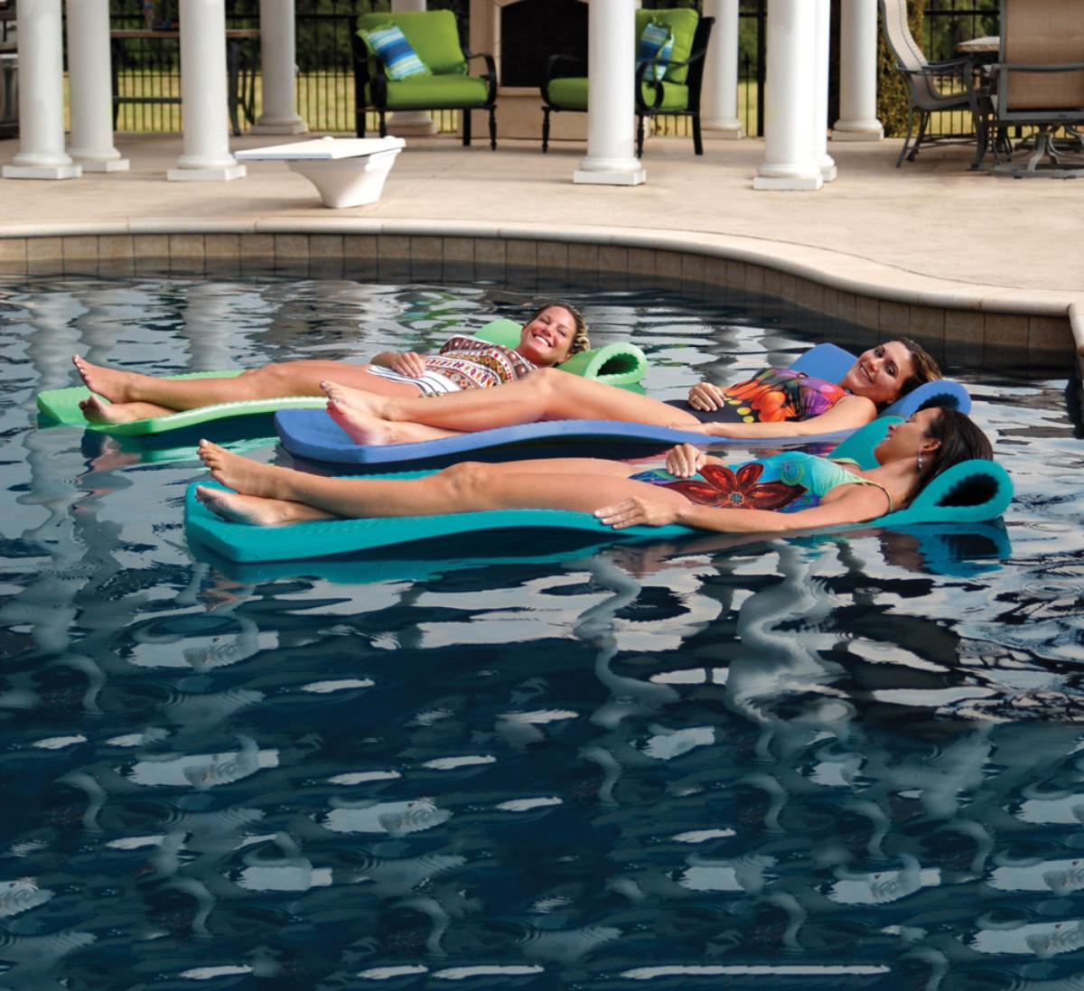 Robelle Softie Pool Float 1 5 Quot Thick Key Lime Floats