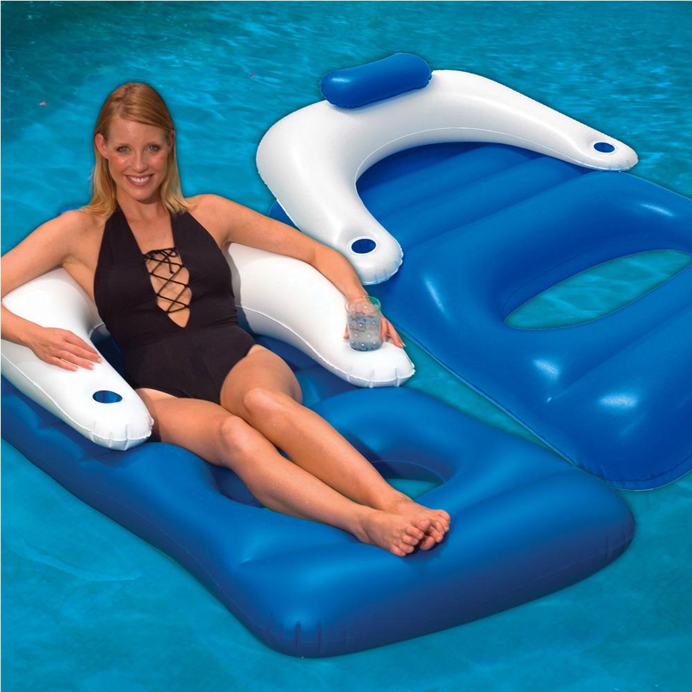 Poolmaster Classic Pool Lounger Pool Floats Splash