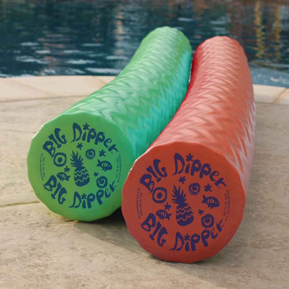 Texas Rec 43 Quot X 6 Quot Big Dipper Foam Giant Swimming Pool