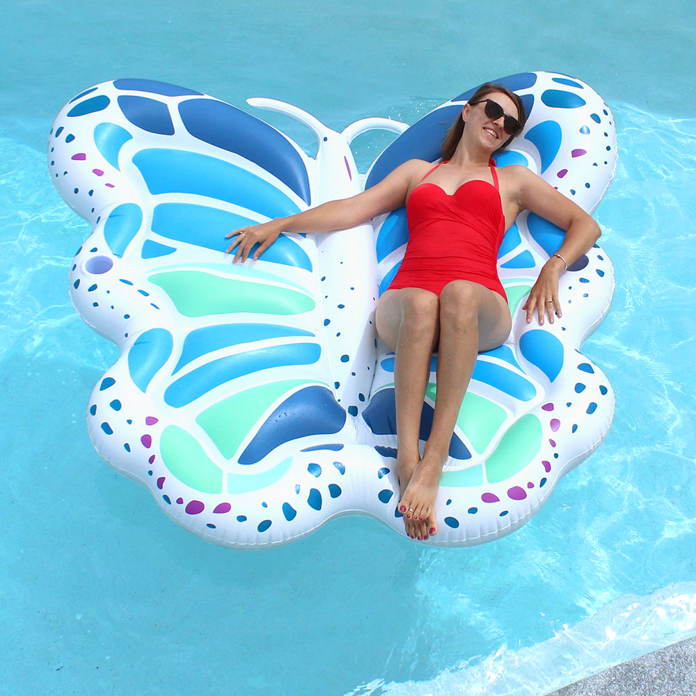 Swimline 72 Quot Swimming Pool Giant Butterfly Inflatable