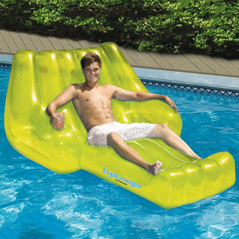 poolmaster adjustable chaise floating lounge inflatable lounges splash super center. Black Bedroom Furniture Sets. Home Design Ideas