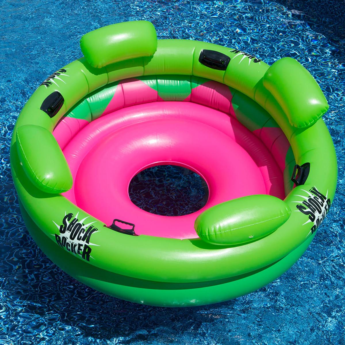Swimline Shock Rocker Kids Floats Pools Splash Super Center