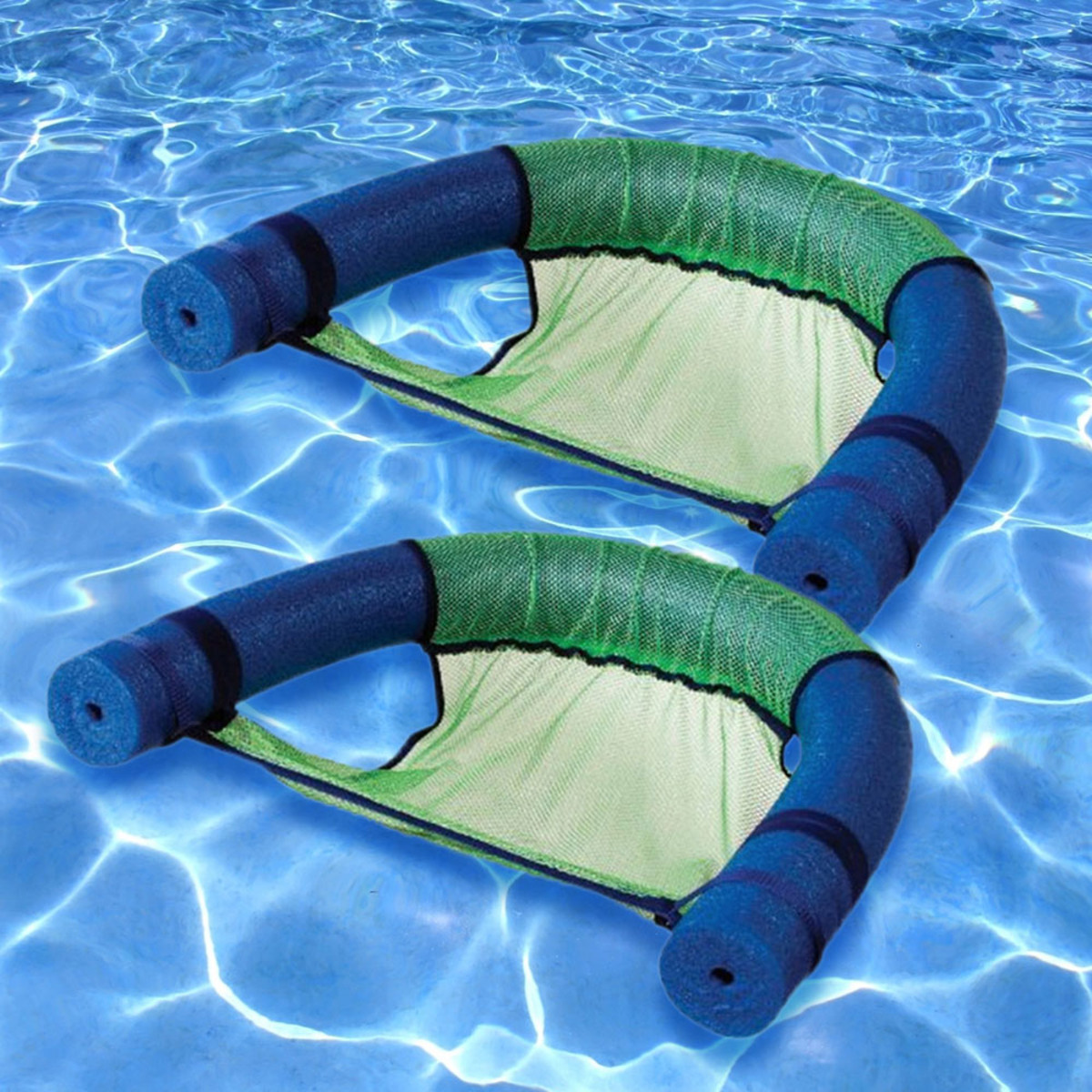 Robelle Noodle Chairs 2 Pack Green Pool Floats Splash Super Center