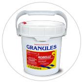 Chlorine Granular
